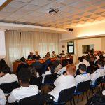 """La presentazione del progetto """"La gioia del cibo anche con disfagia"""" all'istituto Panzini di Senigallia"""