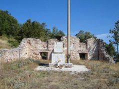 Il memoriale dell'eccidio di Monte Sant'Angelo ad Arcevia