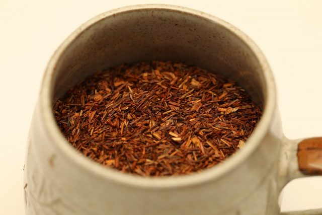 """Rooibos, un """"tè rosso"""" senza teina"""