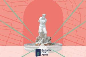 """La cartolina del progetto """"Senigallia Città Aperta"""""""