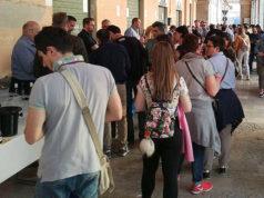 Seconda edizione sotto i Portici Ercolani del Senigallia Wine Festival