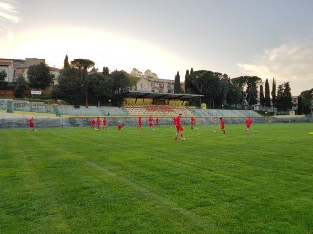 Osimo, il campionato parte ma lo stadio Diana resta chiuso