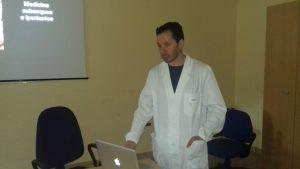 Il dottor Molesi racconta la sua esperienza