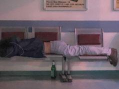 Ubriachi e clochard dormono nelle sale d'aspetto dell'ospedale di Senigallia
