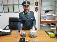 La droga sequestrata a Civitanova Marche