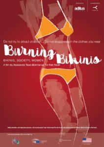 burning bikinis
