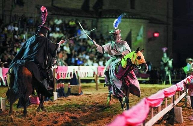 Offagna, salve le feste medievali