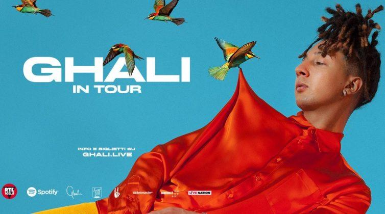 Ghali, rivelazione del rap italiano, sceglie Ancona per il suo primo tour nei palazzetti