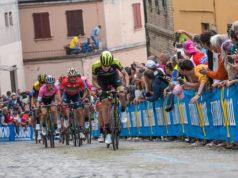 Giro d'Italia ad Osimo (Foto di Graziano Duca)