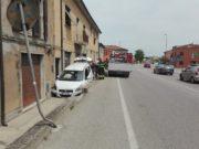 L'incidente a Osimo Stazione