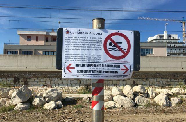 Sversamenti in mare ad Ancona e Falconara, chiuse le indagini sulle fogne: una dozzina di indagati