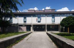 La scuola media Giovanni Paolo II
