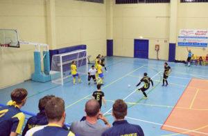 Finisce 3-1 il match tra Amici del Centro Sportivo e Ciarnin