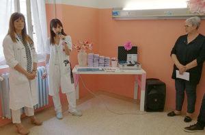 Presentato a Senigallia il nuovo macchinario per la ricostruzione areolare nelle donne operate al seno