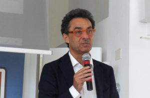 L'intervento di Moreno Pieroni al convegno sul turismo di Senigallia