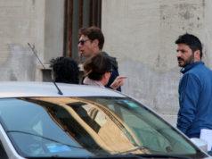 """Giorgio Pasotti a Senigallia per girare la fiction """"I nostri figli"""""""