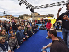Fosforo: la festa della scienza (edizione 2017). Animazioni scientifiche in piazza del Duca a Senigallia