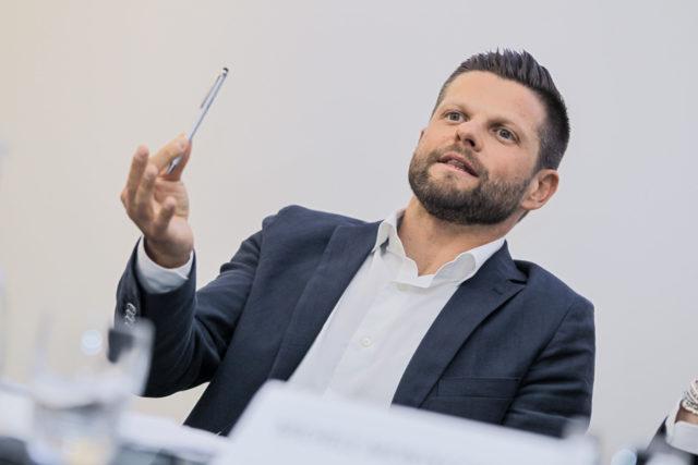 Il nuovo Presidente Confapi, Michele Mencarelli