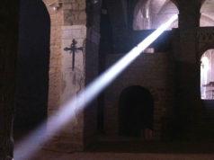 L'occhio luminoso di Sant'Urbano il 25 maggio