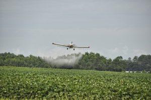 pesticidi usati nell'agricoltura