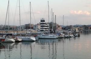 Il porto Della Rovere di Senigallia