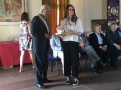 La premiazione di Ludovica Cerioni al Latinus Ludus