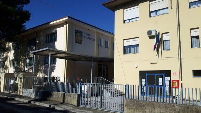 La scuola primaria Mario Puccini di Senigallia