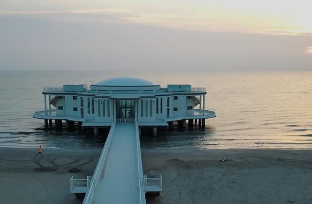 La spiaggia di velluto piange Ottavio Goffi e Giulietto Giulivi