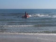 Il servizio di salvataggio in mare svolto durante l'estate anche a Senigallia