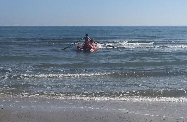 Senigallia, inizia la stagione balneare: salvamento ancora nel caos