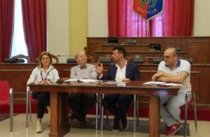 La presentazione della stagione teatrale 2018/2019 del Teatro La Fenice di Senigallia