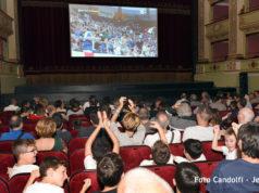 teatro pergolesi maxischermo