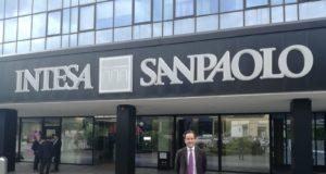 Tito Nocentini, direttore regionale di Intesa-Sanpaolo