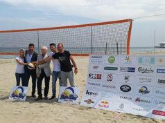 Gli organizzatori e partner del torneo SunSen Beach Volley di Senigallia