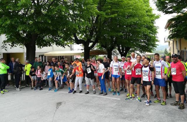 Il primo maggio di corsa sulla Pineta di Marischio