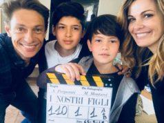 """Giorgio Pasotti e Vanessa Incontrada protagonisti de """"I nostri figli"""""""
