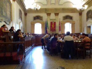Si è svolta in Municipio la commissione consiliare aperta sul futuro di Villa Borgognoni