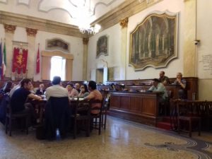 commissione villa borgogoni