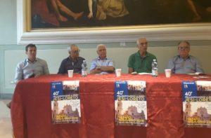 Conferenza stampa pellegrinaggio a piedi Jesi - Loreto
