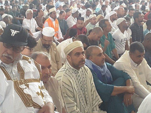 Preghiera musulmani