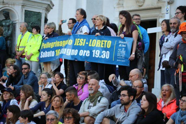 Il pellegrinaggio Jesi-Loreto