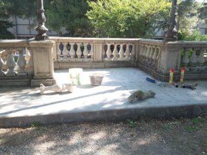 Giardini pubblici antistadio