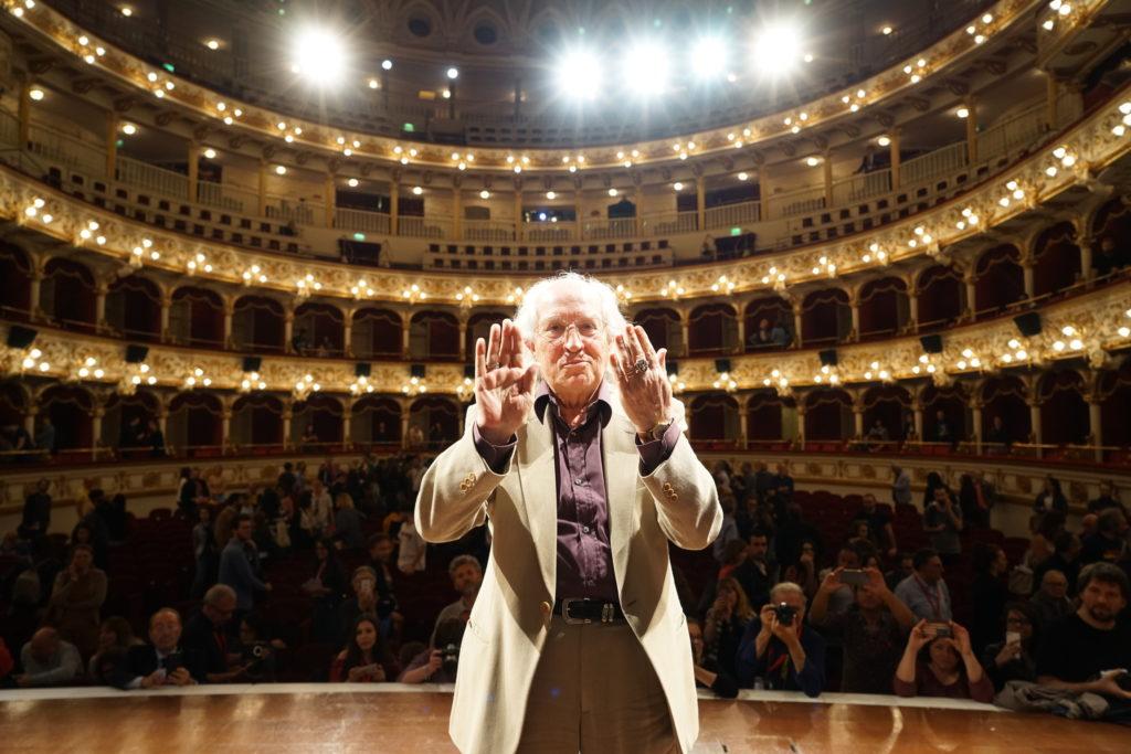 Vittorio Storaro (foto: Bif&st)