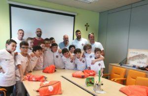 Gli Under 11 della Macagi Jesina Pallanuoto pronti per l'HaBaWaBa di Lignano Sabbiadoro