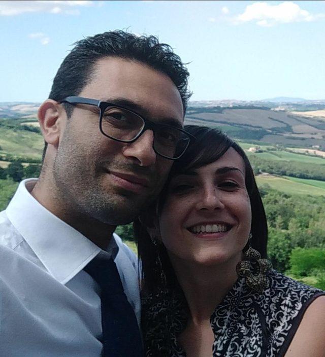 Roberto Festa e la moglie Laura, vicepresidenti del Forum regionale delle Associazioni familiari