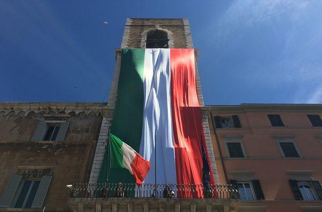Ancona in festa per i 73 anni della Repubblica Italiana