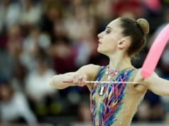 La fabrianese Talisa Torretti bronzo europeo nel Nastro categoria Junior