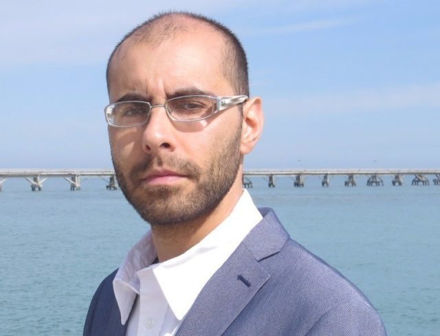 Il consigliere della Lega a Falconara Stefano Caricchio
