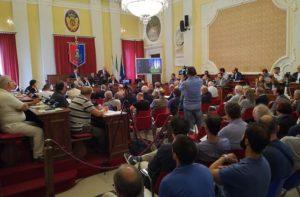 """Il """"consiglio grande"""" a Senigallia sul tema del fiume Misa"""