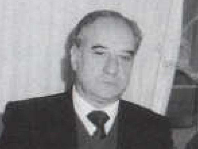 L'ex dirigente del Commissariato di Polizia di Senigallia Alfonso Ballo